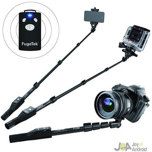 selfie stick periscope tips