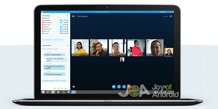 skype1 android phonelines