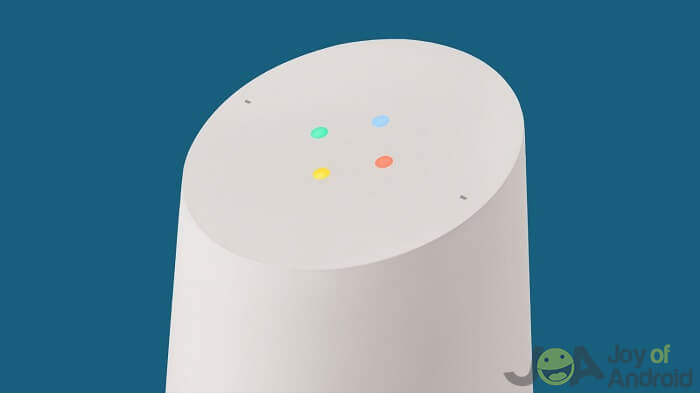 touchpad google home problems