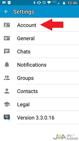 BBM Account