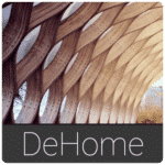 DeHome Architecture and Design App icon
