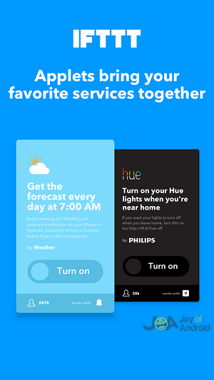 ifttt google home workarounds