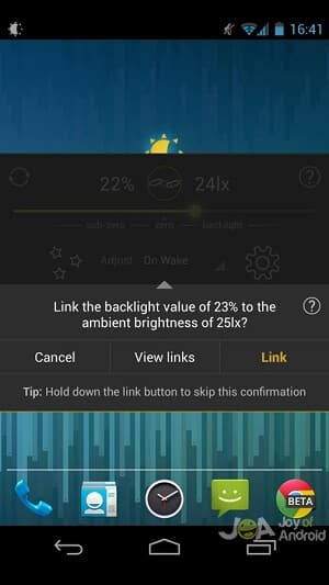 lux1 brightness problems