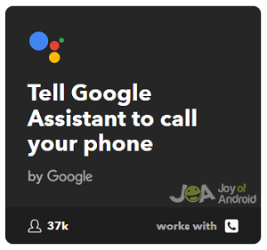 phone google home workarounds
