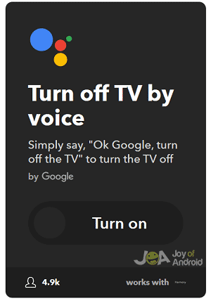 tv google home workarounds