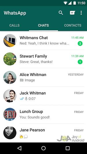 whatsapp secure apps