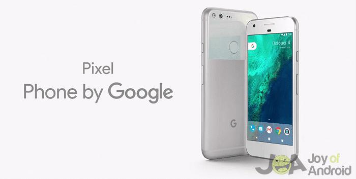 pixel 1 2017 flagships