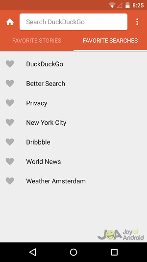 search duck alternate browsers