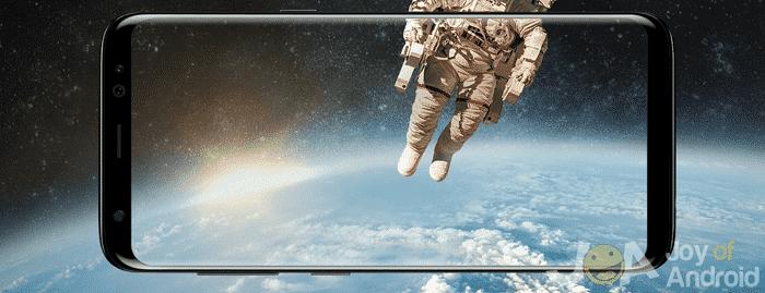 2. Design - Samsung Galaxy S8 vs. Galaxy S8 Plus