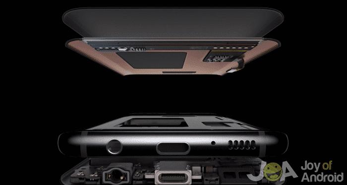 6. Internals - Samsung Galaxy S8 vs. Galaxy S8 Plus