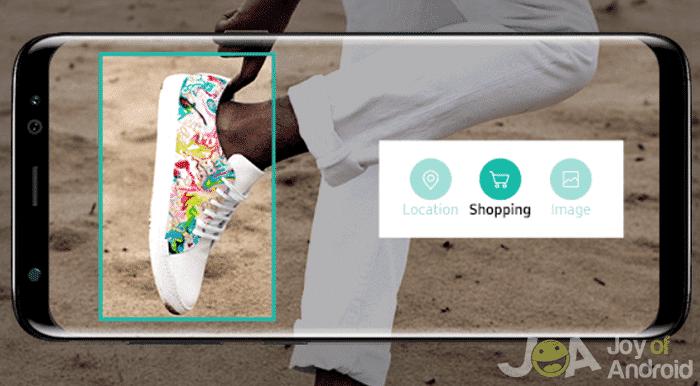9. Bixby Vision - Samsung Galaxy S8 vs. Galaxy S8 Plus