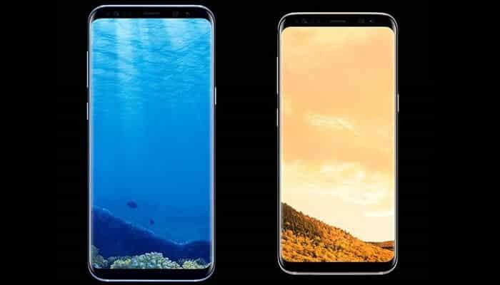 Samsung Galaxy S8 vs. Galaxy S8 Plus