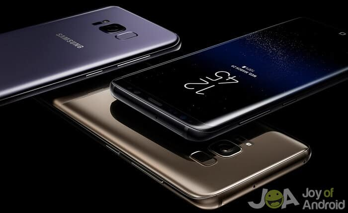 example s8 best android