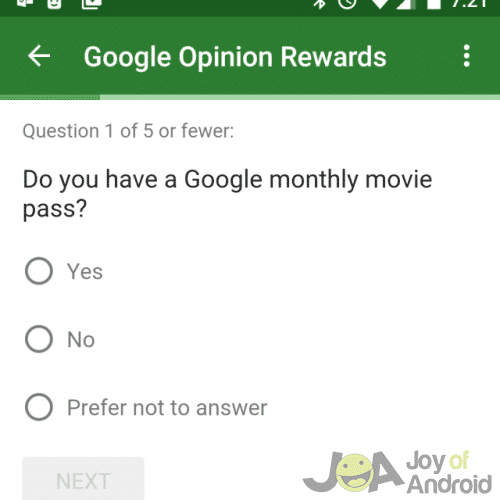 example2 google opinion rewards