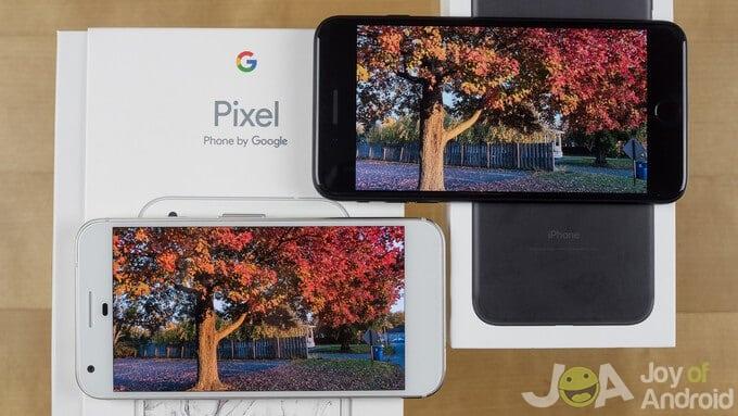 screen pixel vs xl