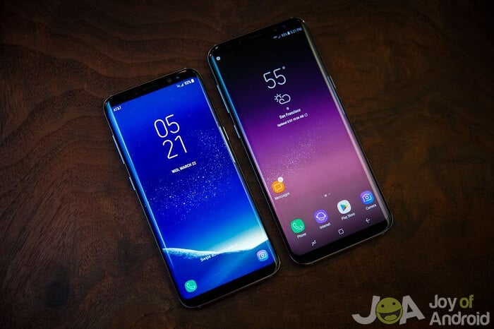 sizes s8 best android