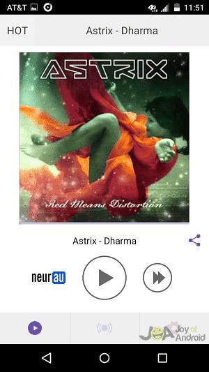 psyself1 music streaming