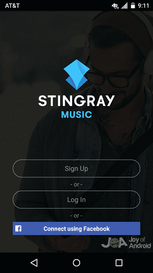 sting1 music streaming