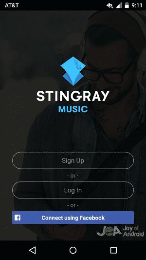 sting1 music streaming