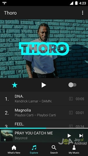 tidal3 music streaming