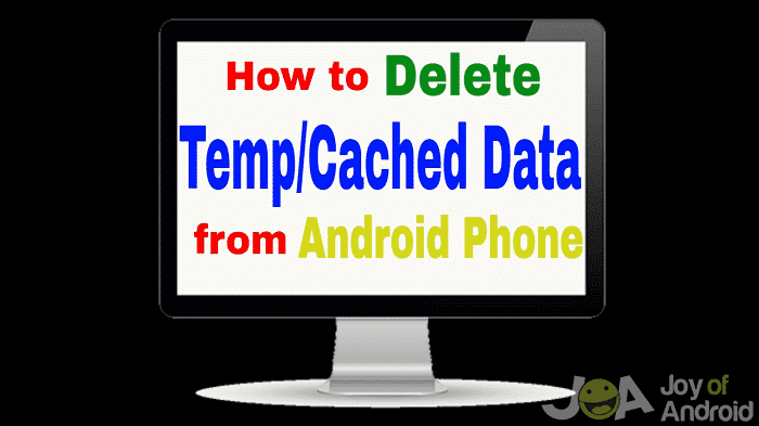 how to clear data on phone