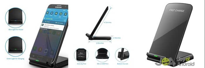 5 Best Samsung Wireless Charging Phone Stands