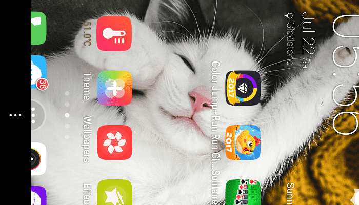 Cat Wallpaper - 15 Best and Free Go Launcher Themes and Wallpapers (Android)