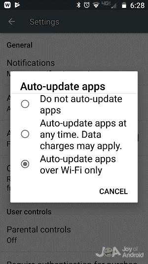 Data Wifi
