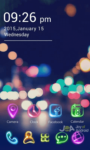 Tonight Launcher