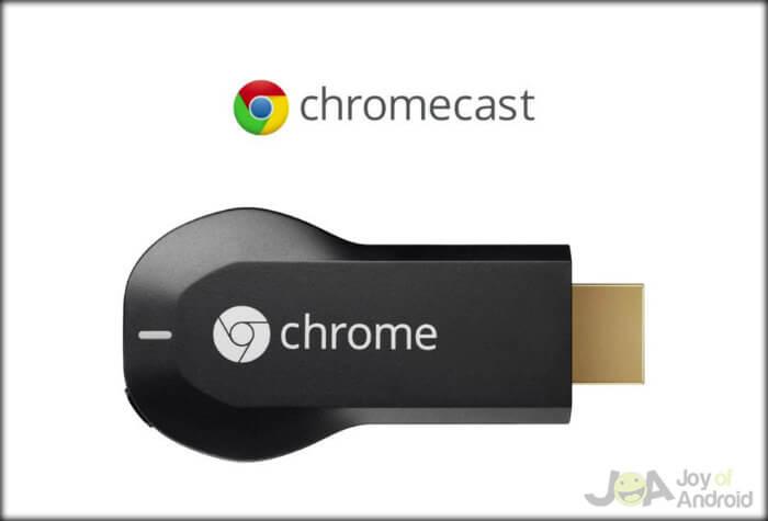 Chromecast Vizio Screen