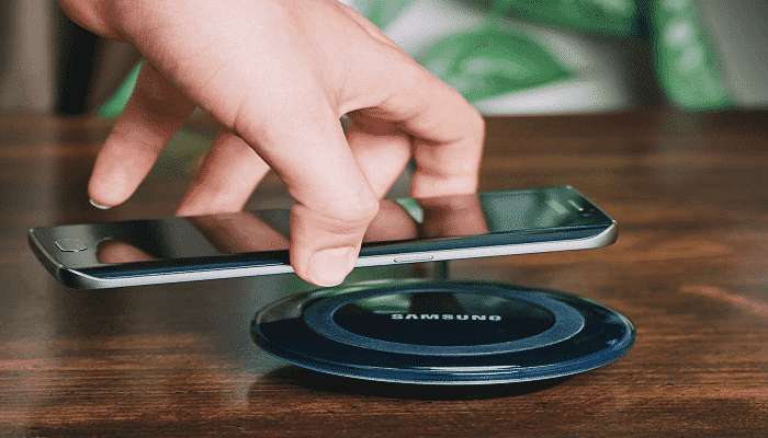 How to fix a Samsung wireless charger that is not working