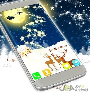 reindeer christmas wallpapers