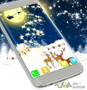 reindeer christmas wallpapers