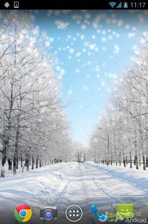 snow1 christmas wallpapers