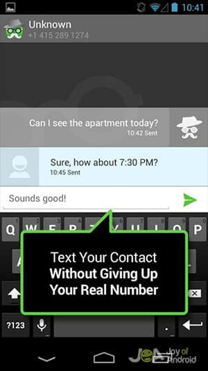 Top 10 Best Anonymous Texting App for Android