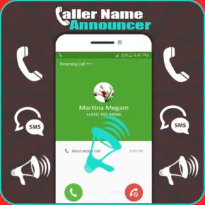 best caller name announcer talker