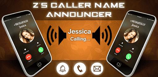 z-caller-name-announcer