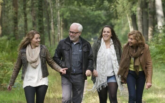Older family