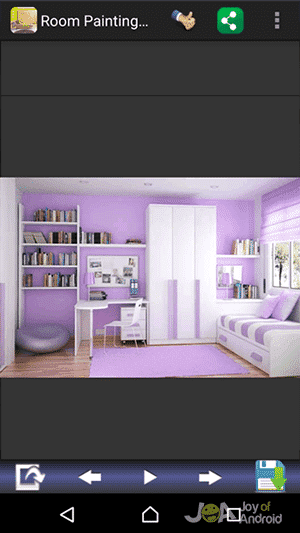 The 4 best android apps to help you paint your home - Best colour for study room ...