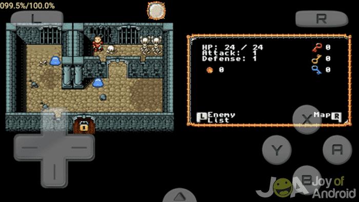in game - DraStic DS Emulator