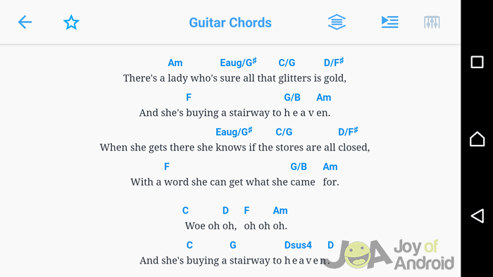 5 Best Guitar Coach Apps for Android