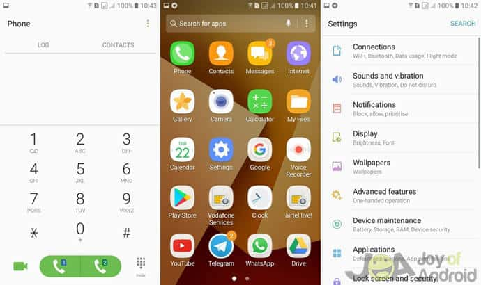 4 Best ROMs for Samsung Galaxy On5