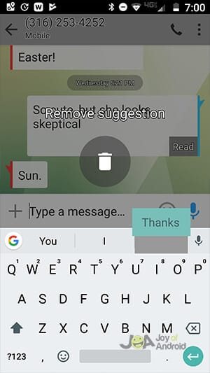 Fix Samsung Galaxy On5 Keyboard that's Not Working or Showing Up