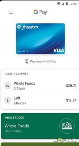 G Pay
