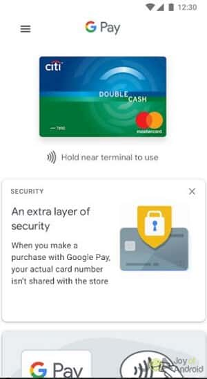 GPay Security