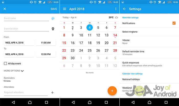 Family Calendar Android : Best family calendar apps for android