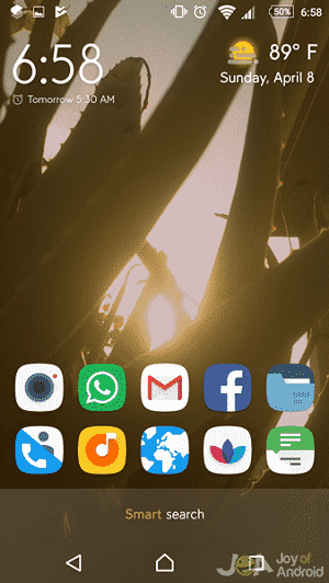 Best Custom Launchers for Samsung Galaxy S8