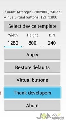 How to Change Screen Resolution on Android (With and Without