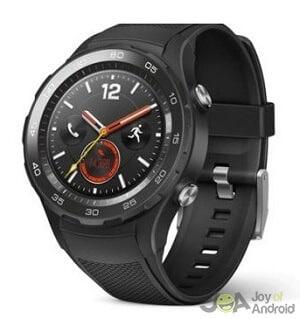 The Huawei Watch 2