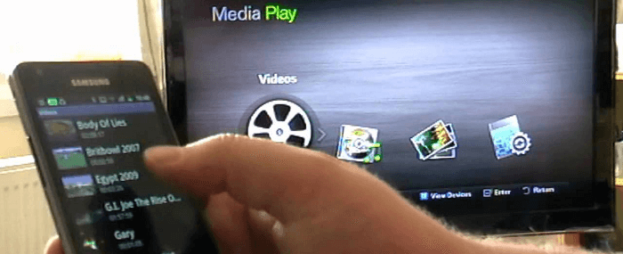 Introduction DLNA for Android